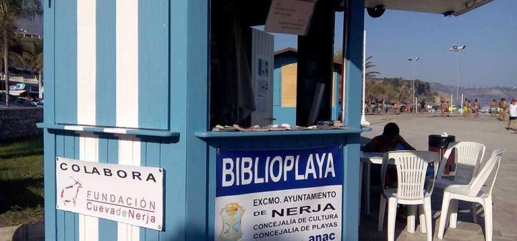 Biblioplaya: una alternativa a la lectura