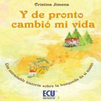 Entrevista a Cristina Jimena, escritora