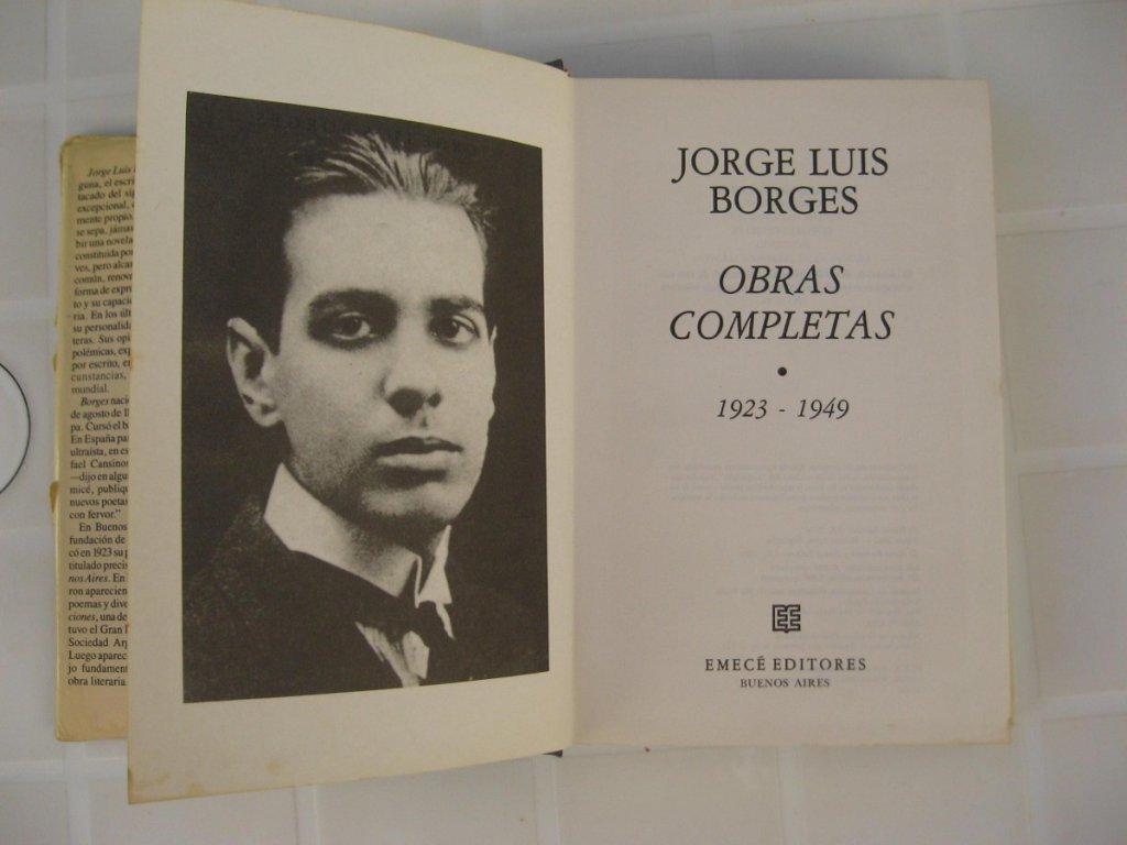 Jorge Luis Borges obras