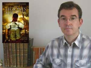 Entrevista a Santiago Posteguillo Gómez, escritor novela histórica