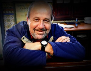 Entrevista a Antonio Lagares, escritor