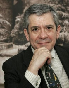 Entrevista a Enrique Barón Crespo, abogado y ensayista español