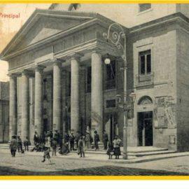 El Teatro Principal de Alicante durante la Guerra Civil