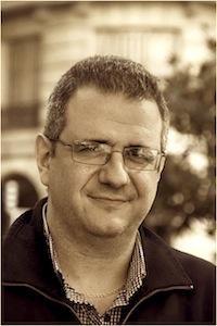 Entrevista a Alberto Pasamontes escritor de novela negra