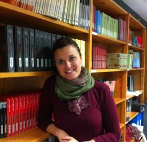 Entrevista a Almudena Pascual, encargada de Bibliobús en Palencia