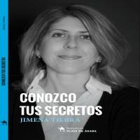 Hablamos con Jimena Tierra sobre su nueva novela, Conozco tus secretos