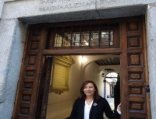 Entrevista a Marina Prieto, Coordinadora de la Casa Museo Lope de Vega