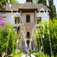 Granada: tierra soñada por mi por Héctor Plácido