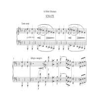 Pasión por una sonata por Héctor Plácido