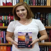 Ángeles Cantero escritora de Me encontré con tu nombre