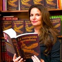Ibiza Melián y su libro La corrupción inarmónica