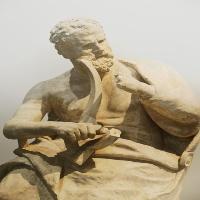 Homero y sus grandes obras La Ilíada y la Odisea
