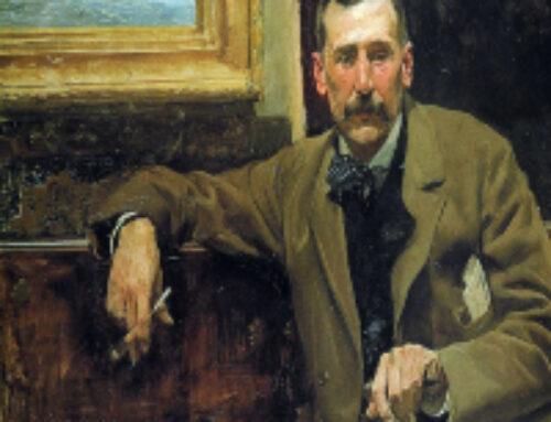 100 años de la muerte de Benito Pérez Galdós