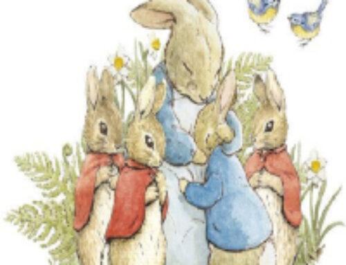 Beatrix Potter (1866-1943) y el cuento de Perico