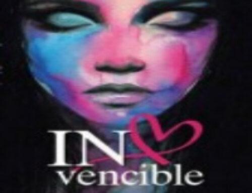 Ana Esmeralda P. Recuenco y su poemario Invencible