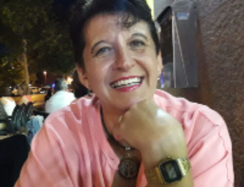 Entrevista a Victoria Cuesta Prieto, escritora