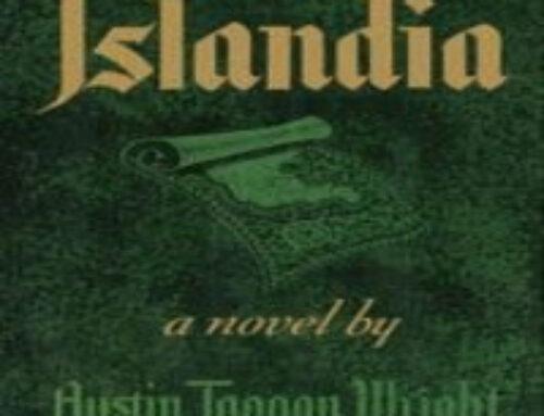 Austin Tappan Wright (1883-1931) y la novela Islandia