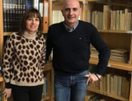 Entrevista a los bibliotecarios de Concello de Verín en Ourense