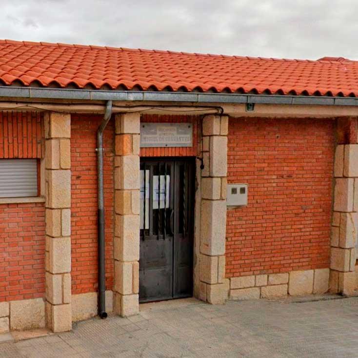 Entrevista a Ignacio Arias Román bibliotecario en Zamora