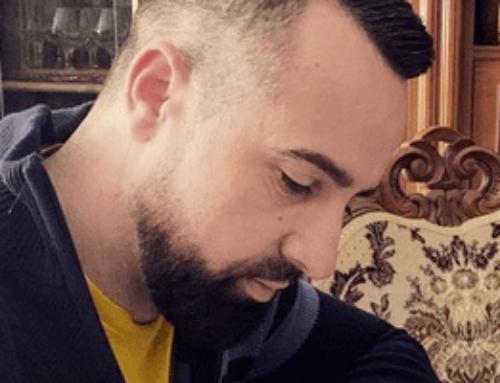 David Salvador Saez escritor de El gran viaje de Numeratrón