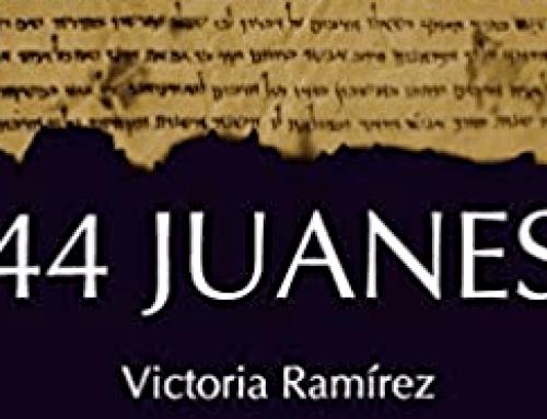 Reseña literaria de 44 Juanes de Victoria Ramírez