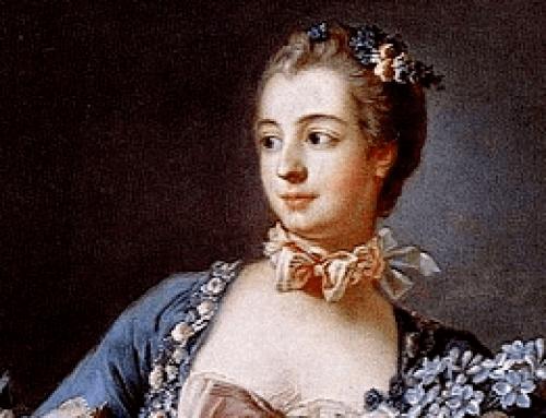 Nancy Mitford (1904-1973) y su novela Madame de Pompadour