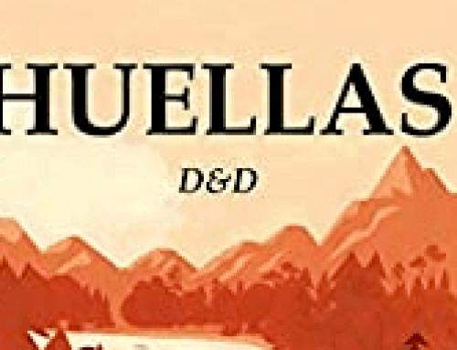 Reseña de la novela Huellas de David Alpuente y Diego L. Rodríguez