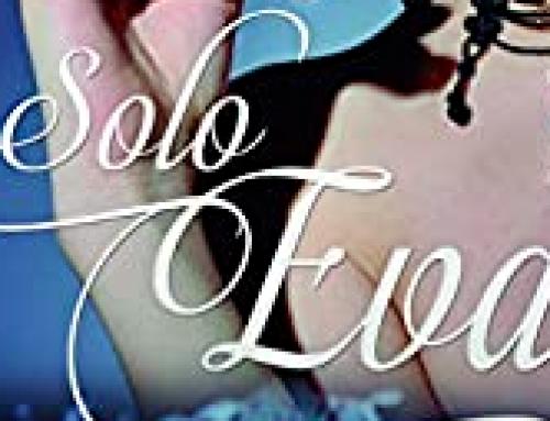 Entrevista a María Lucas escritora de la novela Solo Eva