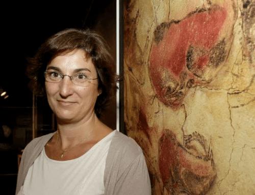Pilar Fatás Directora Museo Nacional y Centro de Investigación de Altamira