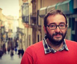 Juan Ramón Santos, ganador del Premio Edebé de Literatura Infantil 2021