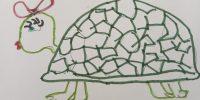 Cuento La tortuguita Rosalinda por Mery Valcren
