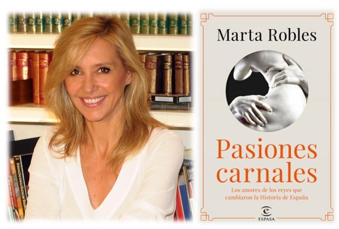 Club de Lectura con Marta Robles
