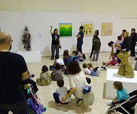 Entrevista a Remedios Navarro Mondéjar Técnica del Museo de la Universidad de Alicante