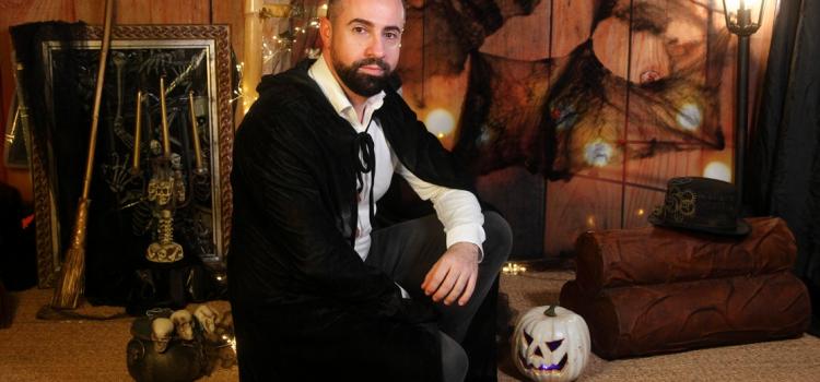 Spooky y la noche de Halloween